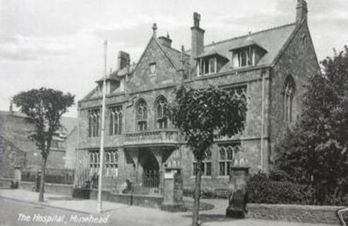 Minehead Hospital was built in 1888